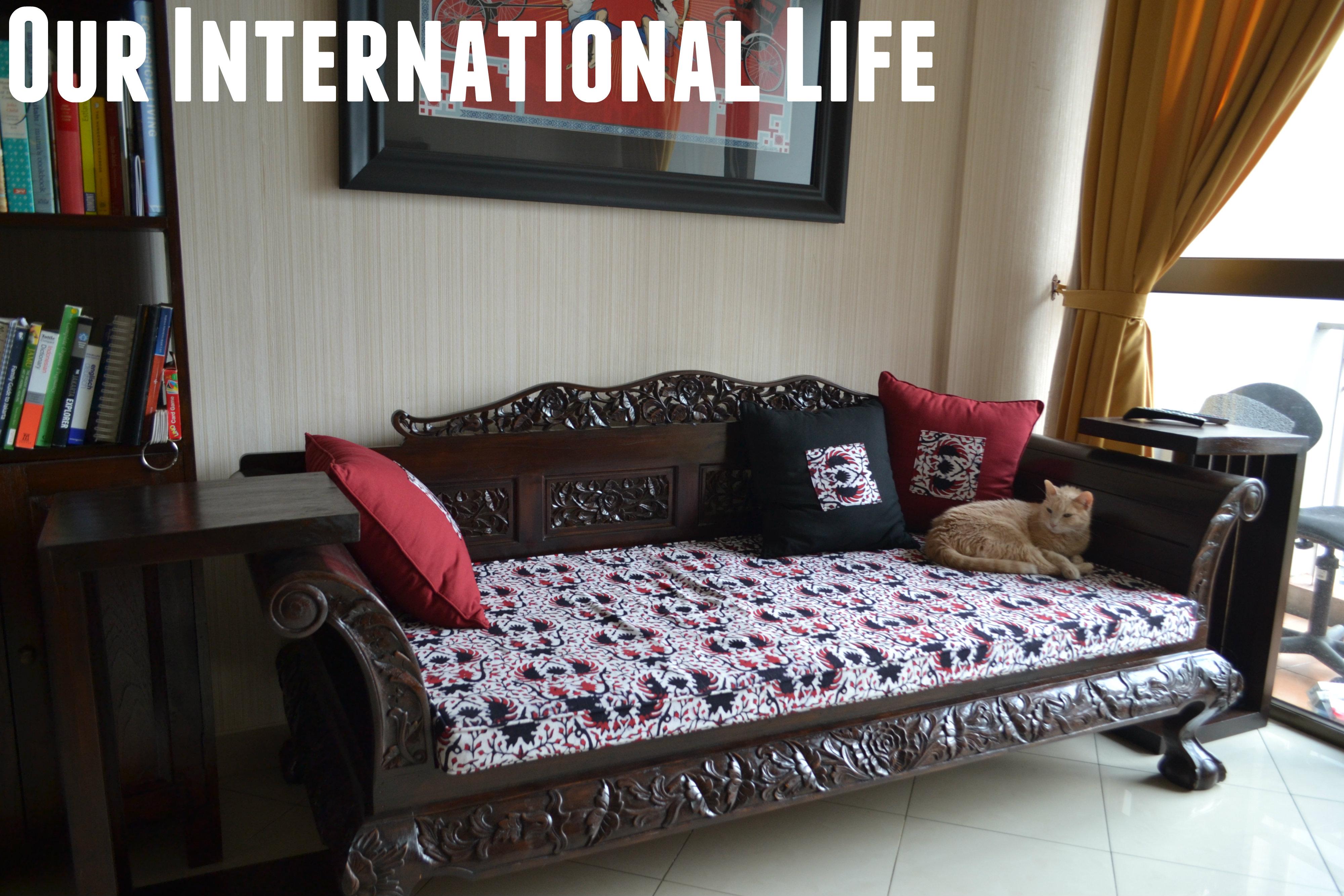 Ciputat Furniture Shopping In Jakarta Our International Life